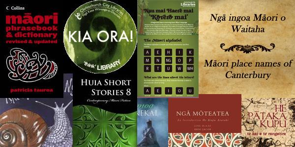 Te Kupu o te Reo Maori
