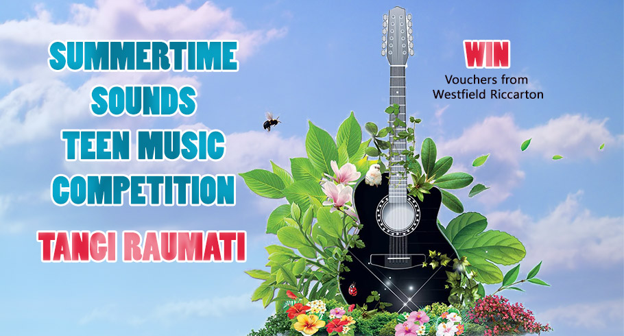 Summertime Sounds Teen Music Competition