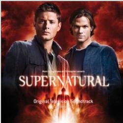 Cover of Supernatural-Seasons-1-5