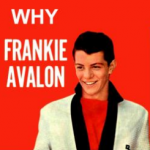 Cover of Why by Frankie Avalon