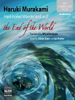 Catalogue search for Hard-boiled wonderland and the end of the world by Haruki Murakami i n audiobook format