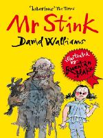 Catalogue search for Mr Stink by David Walliams in large print