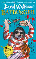 Catalogue search for Ratburger by David Walliams in large print format
