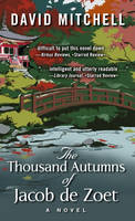 The thousand autumns of Joseph de Zoet in audiobook format