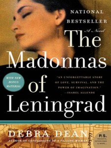 The Madonnas of Leningrad book cover