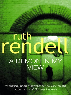 Cover of A demon in my view