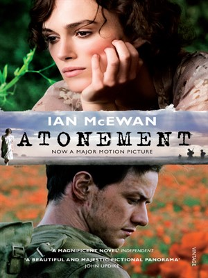 Cover of Atonement