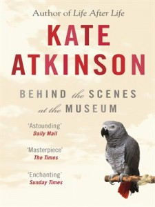 Cover of Behind the scenes at the museum