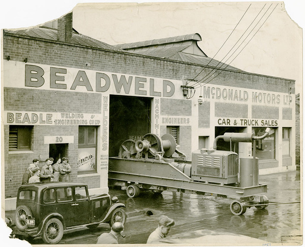 Beadweld Engineering, 20 Welles Street