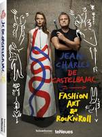 Cover of Fashion, art and rock and roll
