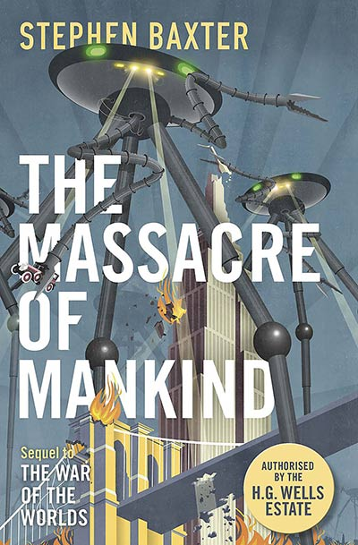 Cover of The Massacre of mankind