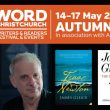 James Gleick at WORD Chch