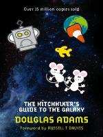 Cover of The hitchhiker's guide to the galaxy eBook