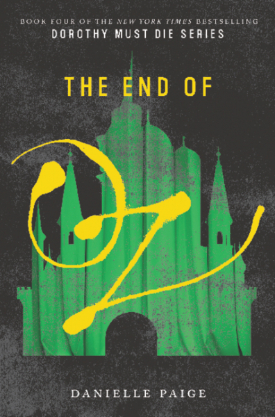 Cover of The end of Oz
