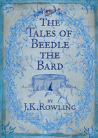 Cover of The tales of the beedle bard