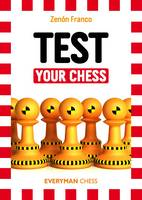 Cover of Test your chess