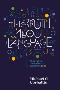 Cover of The truth about language