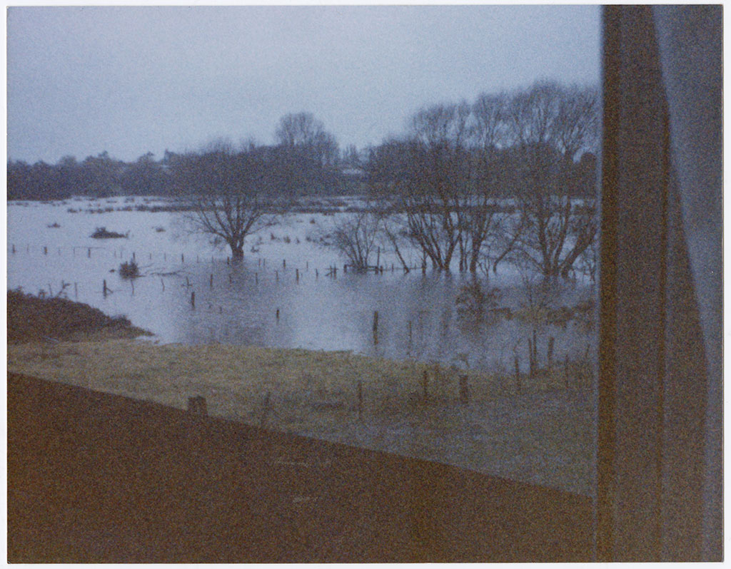 Before QEII expressway work begain. Floods, winter 1986. by CCL Photo Hunt is licensed under a Creative Commons Attribution-Noncommercial-Share Alike 3.0 New Zealand License. Kete Christchurch, PH14-010.