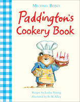 Cover of Paddington's cookery book