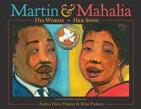 Cover of Martin & Mahalia