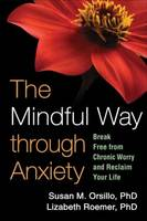 Cover of The mindful way through anxiety