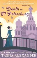 Cover of Death in St Petersburg