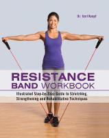 Cover of Resistance band workout